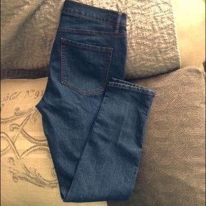LOFT Modern Skinny Denim Size 6 Reg